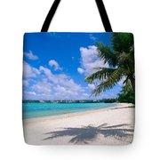 Guam, Tumon Bay Tote Bag