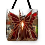 Hanging Butterfly Tote Bag