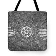 Hans Mosaic Tote Bag