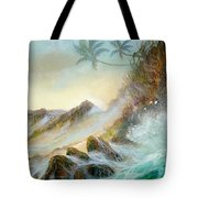 Hawaii Seascape Tote Bag
