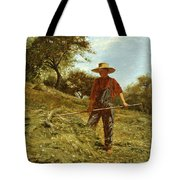 Haymaking Tote Bag