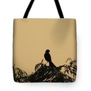 High In The Tree Tote Bag