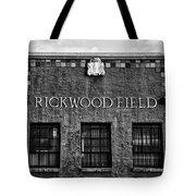 Historic Rickwood Field Tote Bag