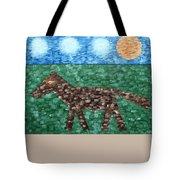 Horse Tote Bag by Patrick J Murphy
