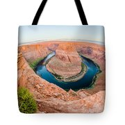 Horseshoe Bend Near Page Arizona Tote Bag