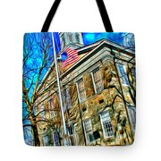 Howard County Courthouse Tote Bag
