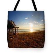 Huequito Beach Tote Bag