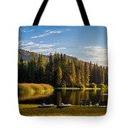 Hume Lake Tote Bag