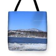 Ice Flow Tote Bag