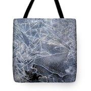 2. Ice Pattern 1, Corbridge Tote Bag