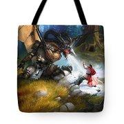 iE i Anry Nemo Tote Bag