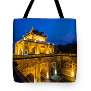 Imperial Citadel Of Hanoi Tote Bag