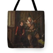 In The Armoury Tote Bag
