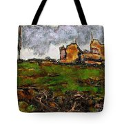 In The Field 29 Tote Bag