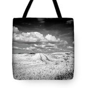 Infrared Landscape In Norway Tote Bag