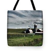 Iowa Farmstead Tote Bag