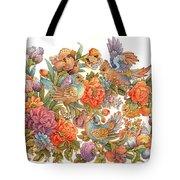 Isfahan Tote Bag