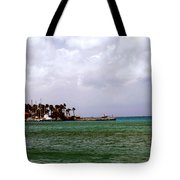 Island Harbor Tote Bag