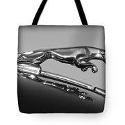 Jaguar Hood Ornament 2 Tote Bag