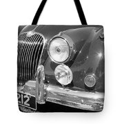 Jaguar Xk Series Tote Bag
