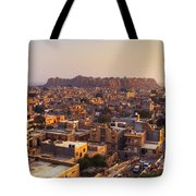 Jaisalmer - India Tote Bag