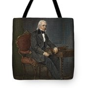 James Knox Polk (1795-1849) Tote Bag