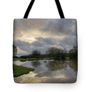 Janesmoor Pond - New Forest Tote Bag