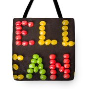 Jelly Beans  Tote Bag