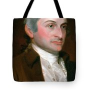 John Jay, American Founding Father Tote Bag
