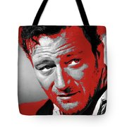 John Wayne 3 Godfathers Publicity Photo 1948-2013 Tote Bag