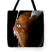 Johnsons Abyssal Seadevil Tote Bag