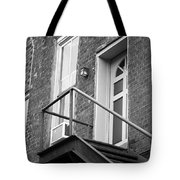 Jonesborough Tennessee - Upstairs Neighbors Tote Bag