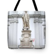 Josef Haydn Tote Bag