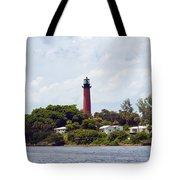 Jupiter Inlet Florida Tote Bag
