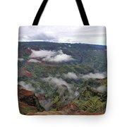 Kauai Hawaii Usa Tote Bag