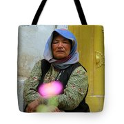 Khorla China Tote Bag