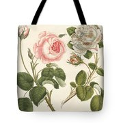 Kinds Of Roses Tote Bag