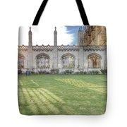 King's College Cambridge Tote Bag