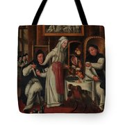 Kitchen In A Convent Tote Bag