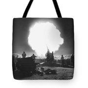 Korean War, 1952 Tote Bag