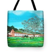 La Purisima Mission Tote Bag