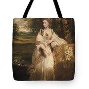 Lady Bampfylde Tote Bag