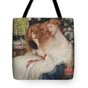 Lady Lilith Tote Bag