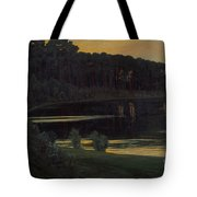 Lake Grunewald Tote Bag