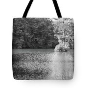 Lake View Tote Bag