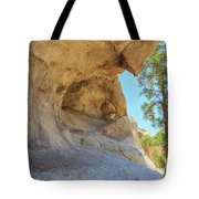 Landscape In Joshua Tree National Park Tote Bag