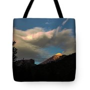 Lanin National Park Tote Bag