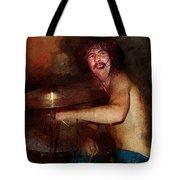 Led Zeppelin. John Henry Bonham. Tote Bag