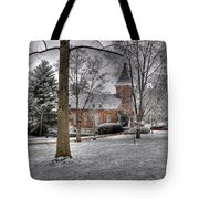 Lee Chapel Tote Bag