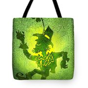 Leprechaun Tote Bag